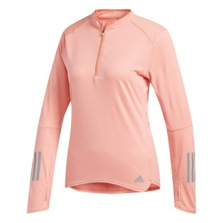 RS LS ZIP TEE W