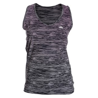 LINES SLEEVELESS T-SHIRT
