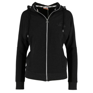 LADIES HERITAGE FULL ZIP HOODY