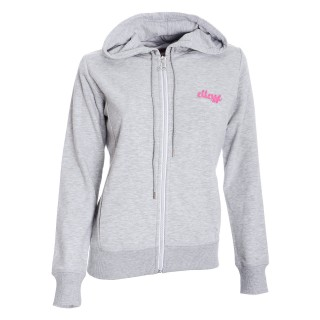 LADIES LOGO FULL ZIP