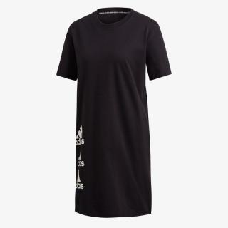 W STACK T DRESS