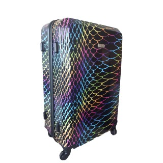 J2C PRINTED HARD SUITCASE AOP 26IN
