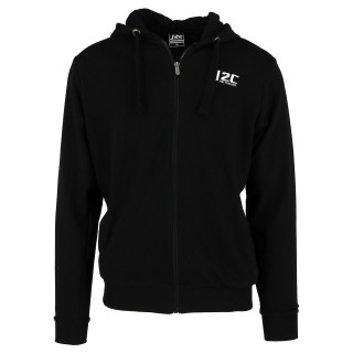 J2C MEN`S FULL ZIP HODDY