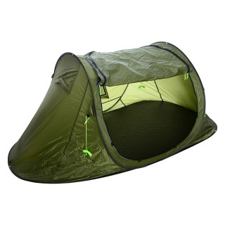 GELERT QUICKPITCH2 TENT73 FERN GREEN/ROCK
