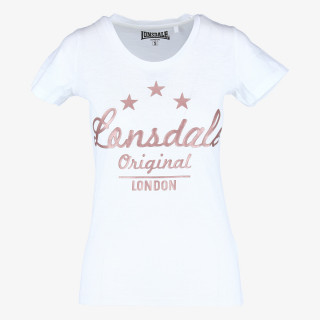 LONSDALE STAR TEE