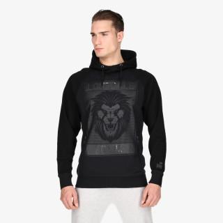 BLK LION HOODY