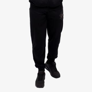 S21 BLACK CUFF PANT