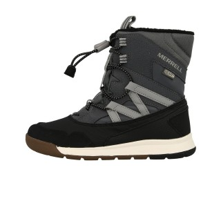 M-SNOW CRUSH WTRPF GREY/BLACK