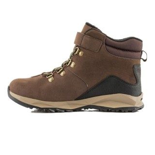 ML-BOYS APLINE CASUAL BOOT WTRPF (FLEECE)