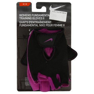 NIKE WMN'S FUNDAMENTAL TRAINING GLOVES II
