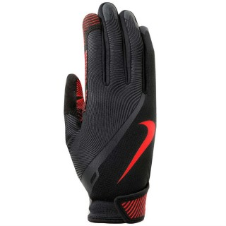 NIKE MEN'S RENEGADE TRAINING GLOVES M BLACK/ANTHRACITE/TOTAL CRIMSON