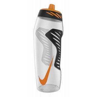 NIKE HYPERFUEL WATER BOTTLE 32OZ CLEAR/B
