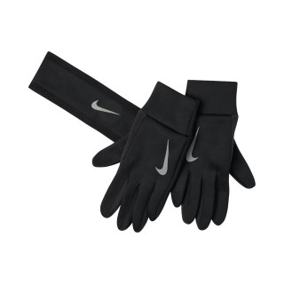 WOMEN'S NIKE RUN THERMAL HEADBAND AND GLOVE SET