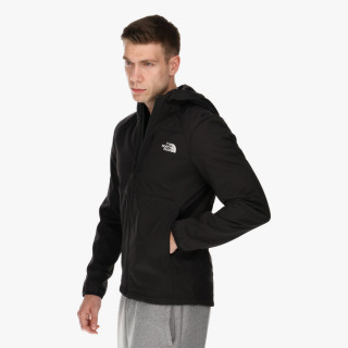 M QUEST HOODED SOFTSHELL