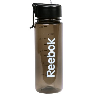 WATER BOTTLE PL 65CL BLACK