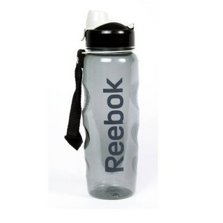 WATER BOTTLE PL 75CL CLEAR REEBOK