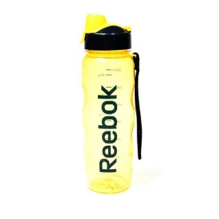WATER BOTTLE PL 75CL YELLOW '