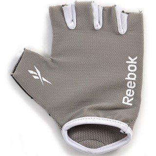 ELEMENTS FITNESS GLOVES-'S/M GREY/WHITE