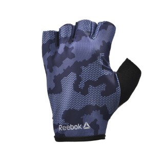 W TRAINING FITNESS GLOVE  CAMO PRINT S