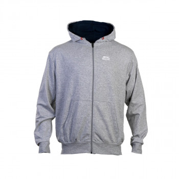 SLAZENGER MENS FULL ZIP HOODY