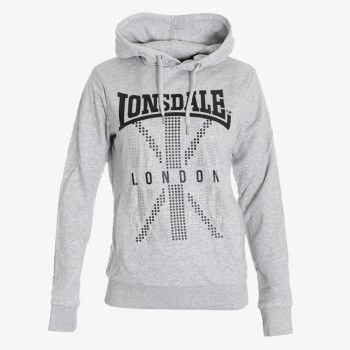 LADY F19 FLAG HOODY