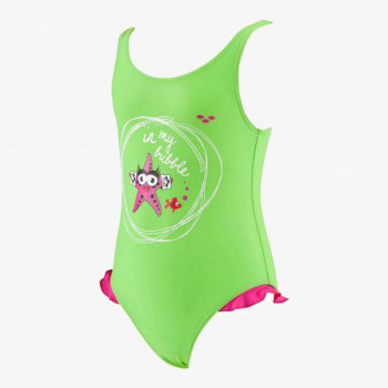 ARENA WATER TRIBE KIDS GIRL ONE PIECE ON