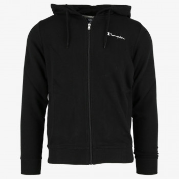 BASIC FULL ZIP HOODY