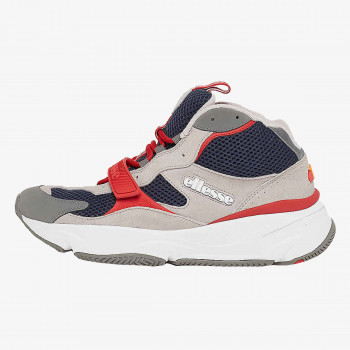 AURANO MID SUED AM GRY/BLU/RED
