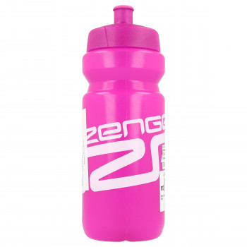 SLAZ LOGO W/BOTTLE 00 PINK - 500ML