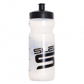 SLAZ LOGO W/BOTTLE 00 CLEAR/BLACK - 500ML