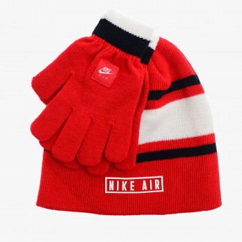 NAN NIKE AIR BEANIE SET