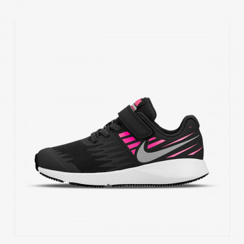 GIRLS' NIKE STAR RUNNER (PSV) PRE-SCHOOL SHOE