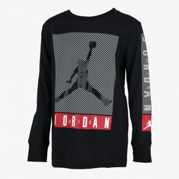 JORDAN JDB JUMPMAN BLINDS LS TEE