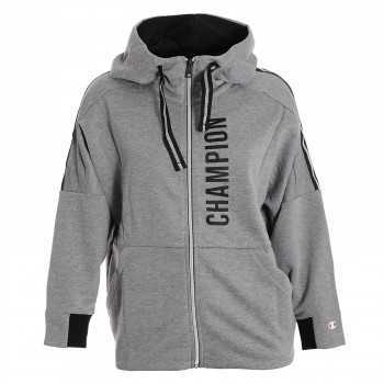 LADY SHINE FULL ZIP HOODY