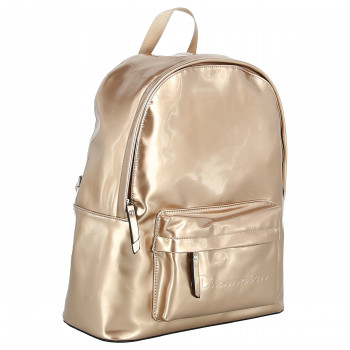 LADY PATENT BACKPACK