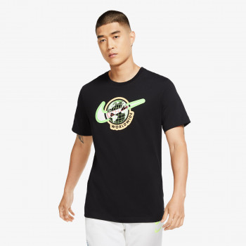 M NSW SS TEE SWOOSH WORLDWIDE