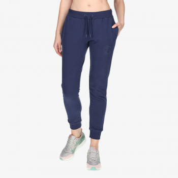 LADIES ESSENTIALS CUFFED PANTS