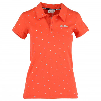 LADIES ITALIA POLO T-SHIRT