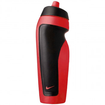 NIKE SPORT WATER BOTTLE BRIGHT CRIMSON/B