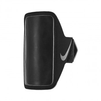 NIKE LEAN ARM BAND VOLT/BLACK/SILVER