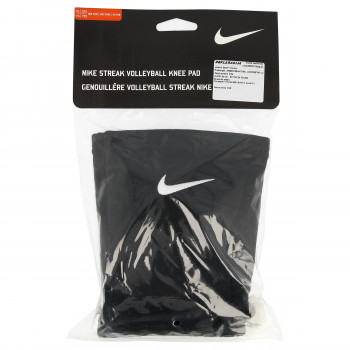 NIKE STREAK VOLLEYBALL KNEE PAD CE XL/XXL BLACK