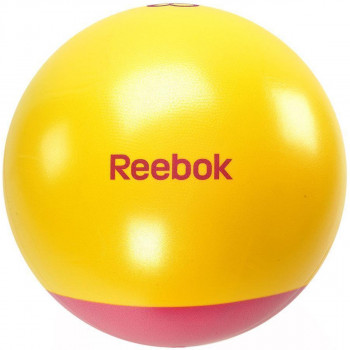 GYM BALL-55CM TWO TONE MAGENTA