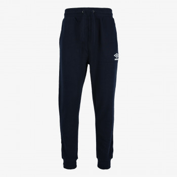 BIG LOGO CUFFED PANTS