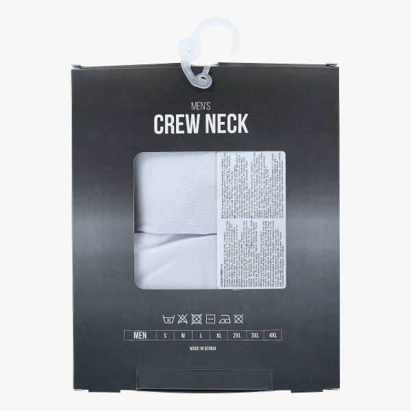 UNDERSHIRT LINE CREW NECK 2/1
