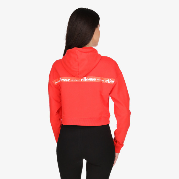 LADIES HERITAGE HOODY