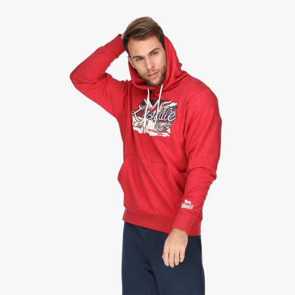 RETRO FLAG HOODY